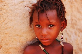 Dogon Girl