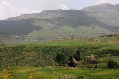 Ethiopian Countyside