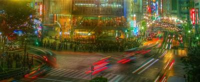 Tokyo, Japan (Shibuya)