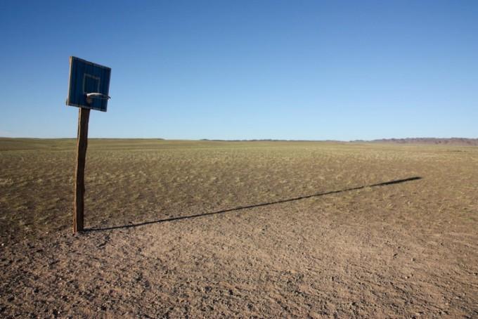 Gobi Desert Basketball Goal