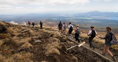 Tongariro Track