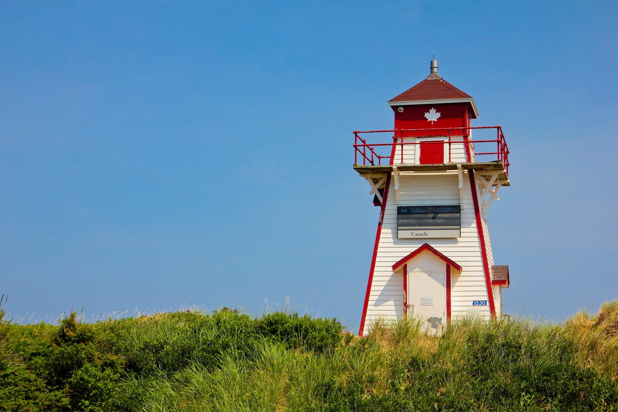 Road Trip: Maine to Nova Scotia