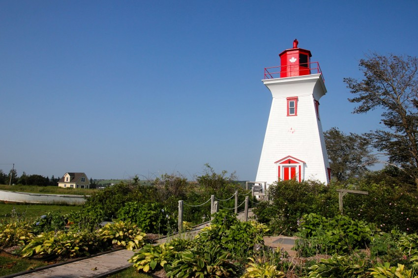 Victoria Lighthouse, Prince Edward Island