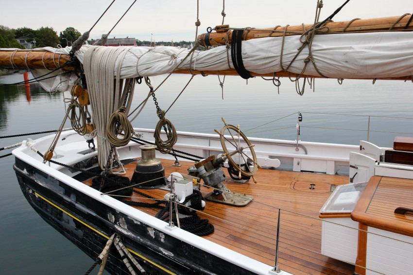 Bluenose II, Lunenburg
