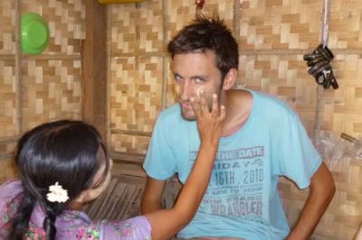 Marek in Burma