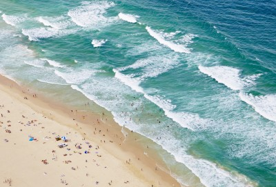 Gold Coast Beach, Australia