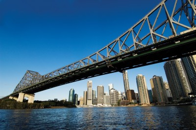Story Bridge, Brisbane, (Brisbane marketing)