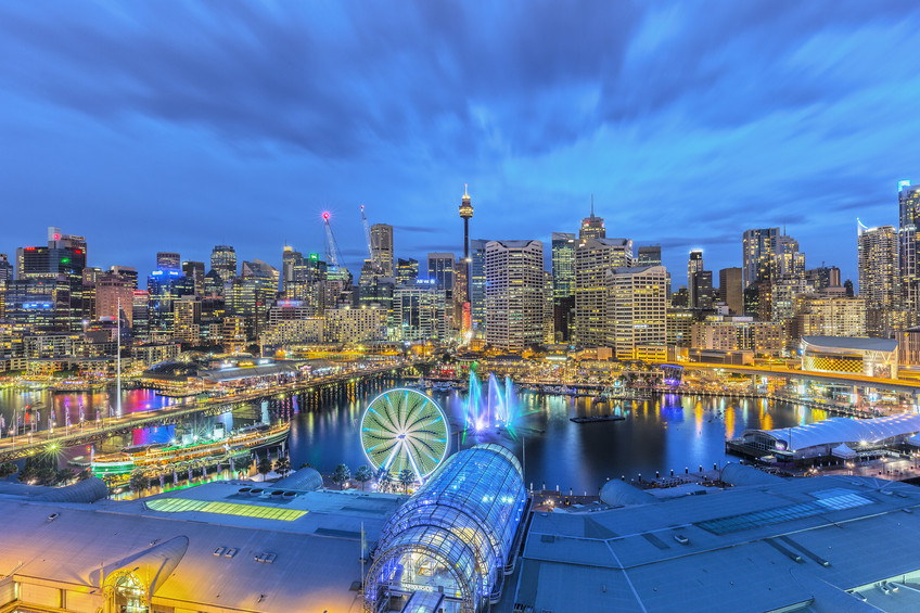 The Vivid Sydney Festival: 2016