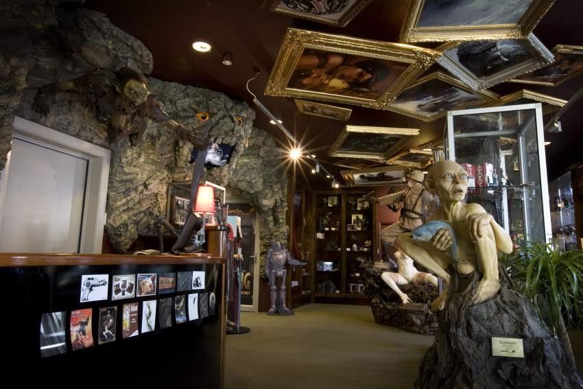 Weta Cave Museum, Wellington