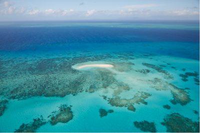 aerial-reef
