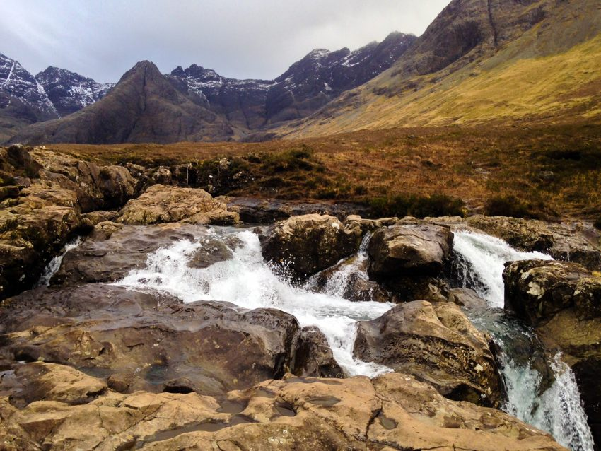 Fairy Pools on Isle of Skye