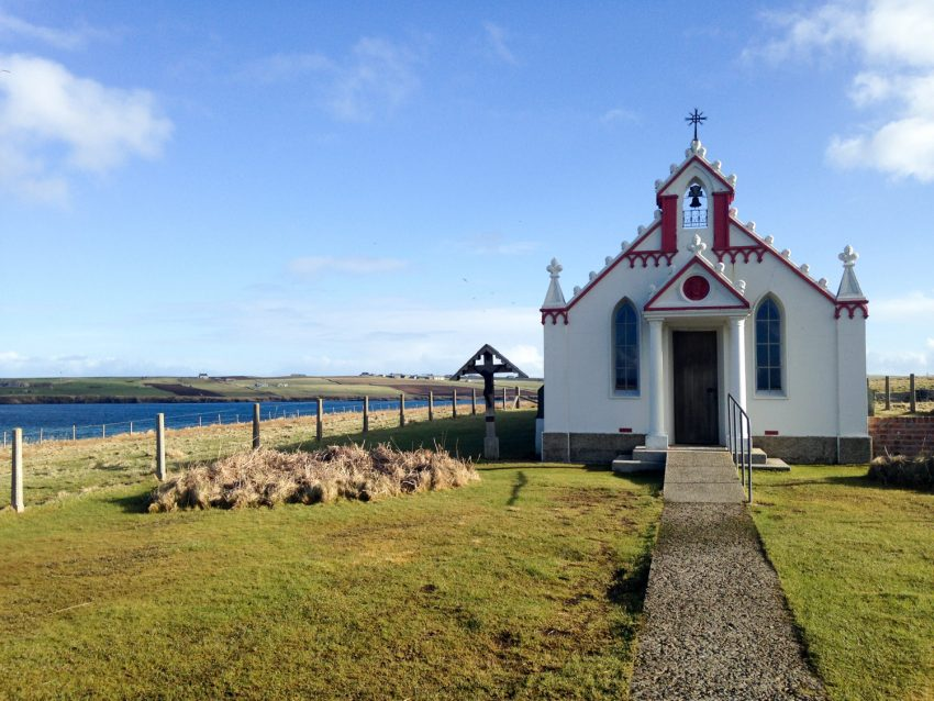 Italian Chapel Orkney A Weekend in the Orkney Islands of Scotland