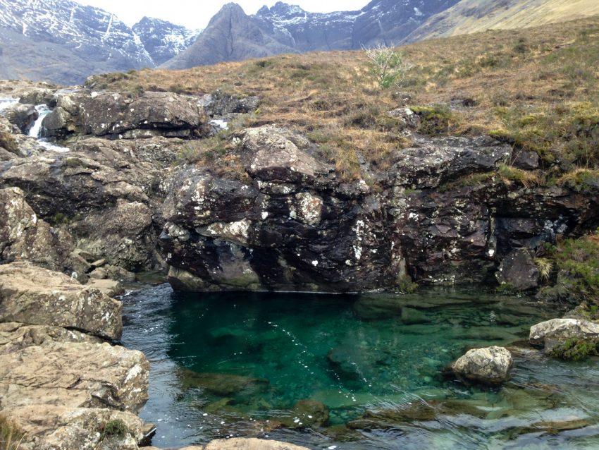 NaturalPoolFairyPools Skye A Weekend in Skye