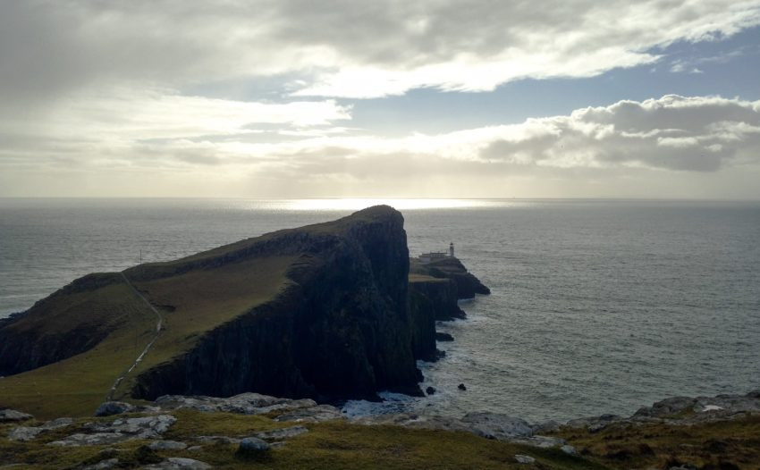 Neist Point Afar