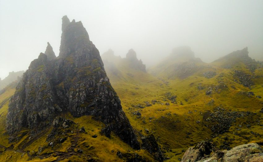 The Storr Range