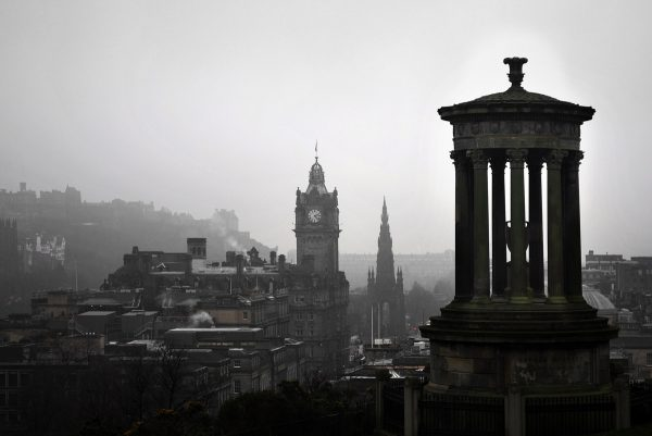 A Weekend in Edinburgh, Scotland