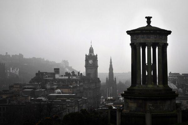 A Weekend in Edinburgh, Scotland