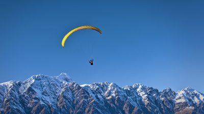01 Paragliding Switzerland 6 Mind-blowing Adventures You Should Have in Switzerland