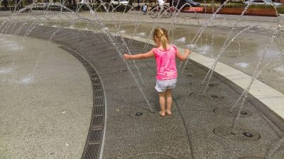 Navy Pier Fountain