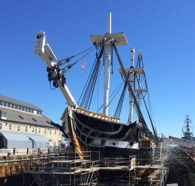 Boston USS Constitution Festive Fall Days: A Tour of Festivities, History, and Seasonal Fun in Massachusetts