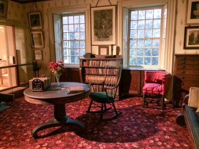 Concord Emerson s study Festive Fall Days: A Tour of Festivities, History, and Seasonal Fun in Massachusetts
