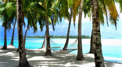CI 246 DK Love a Little Paradise: The Cook Islands
