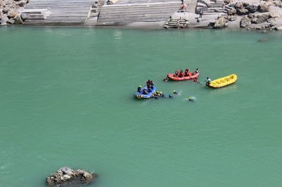 Whitewater Rafting Sunday City Guide: What to Do in Rishikesh, India