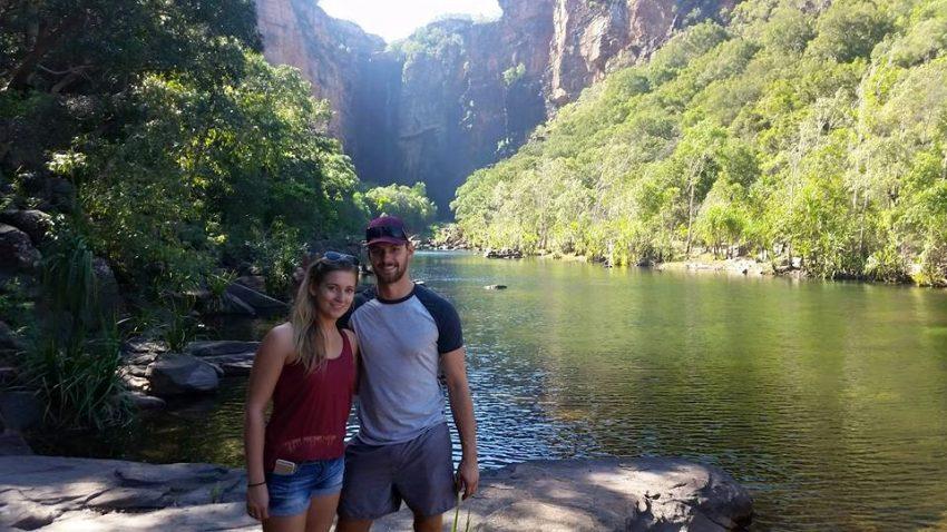 Jim Jim Falls kakadu Visiting Kakadu National Park in Northern Territory, Australia