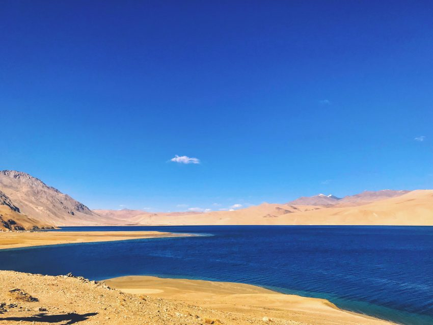 The Blue Jewel You haven't really seen Ladakh if you haven't seen these offbeat locations