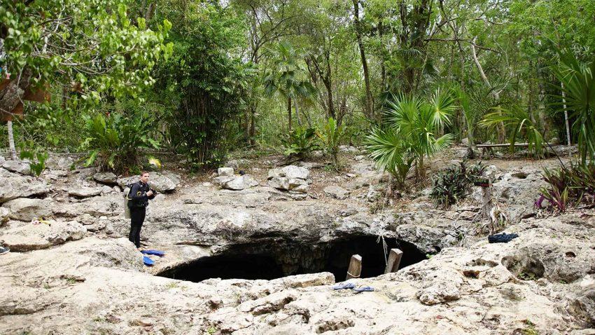calavera 1 Cenotes - Mexico's Hidden Wonders