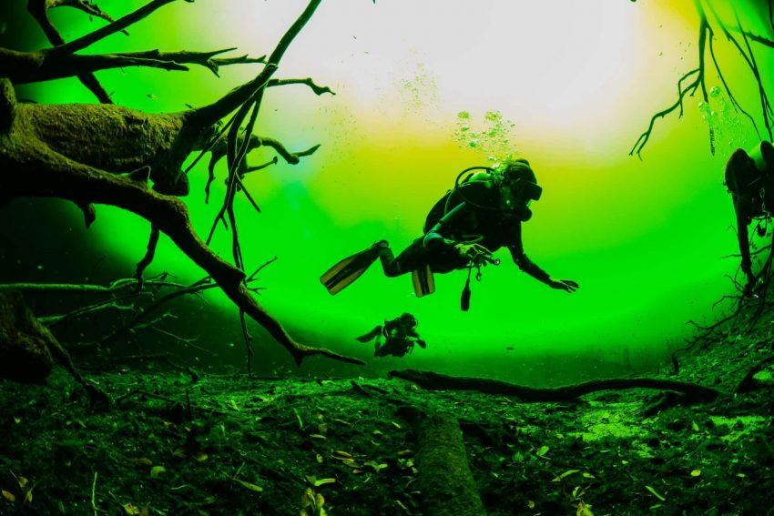 car wash 3 Cenotes - Mexico's Hidden Wonders