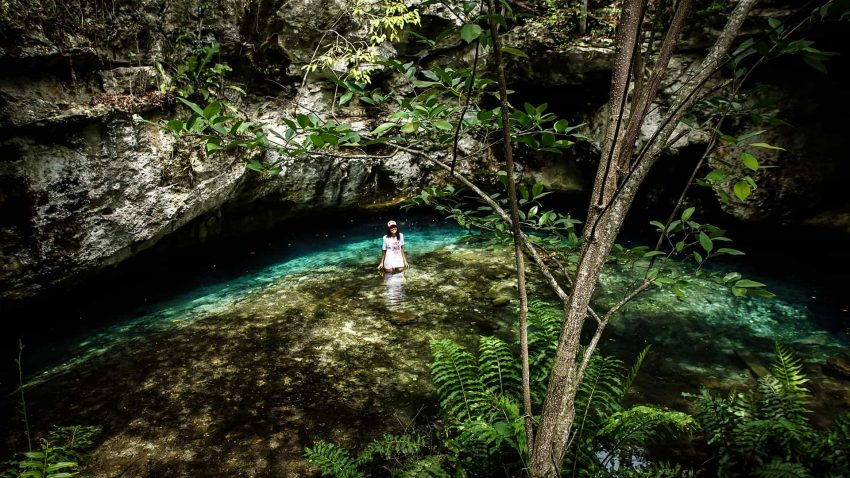 dream gate 1 Cenotes - Mexico's Hidden Wonders