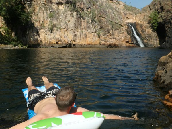 Visiting Kakadu National Park in Northern Territory, Australia