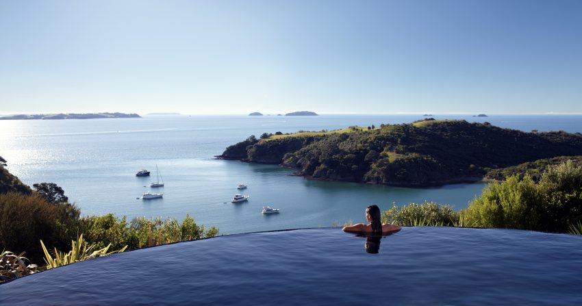 Delamore Lodge, Waiheke Island, Auckland, New Zealand