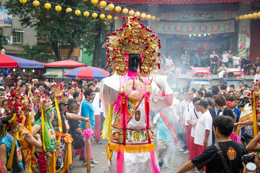 10. Matsu pilgrimage 25 Incredible Things To Do in Taiwan