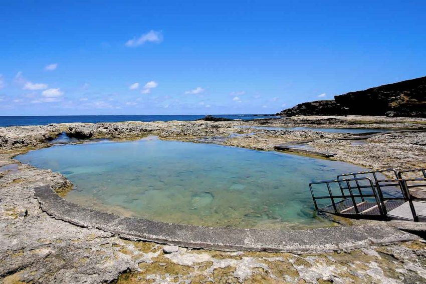 7. Green Island hot spring 25 Incredible Things To Do in Taiwan