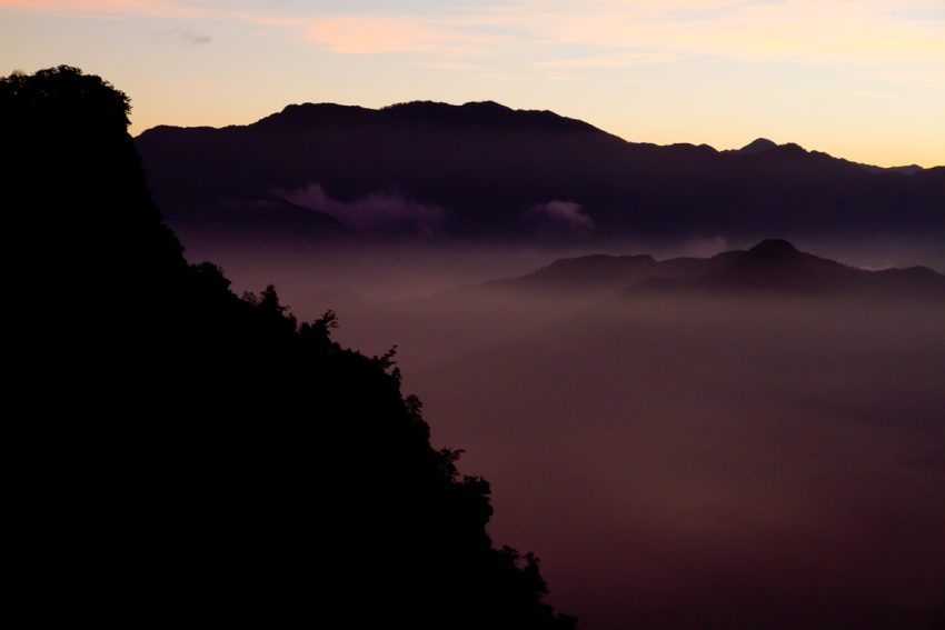 8. Alishan sunrise 25 Incredible Things To Do in Taiwan