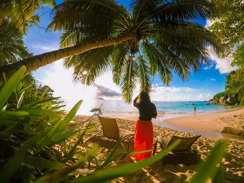 Chilling on Beaches How to Visit the Seychelles for 2 Weeks for Under $730 USD