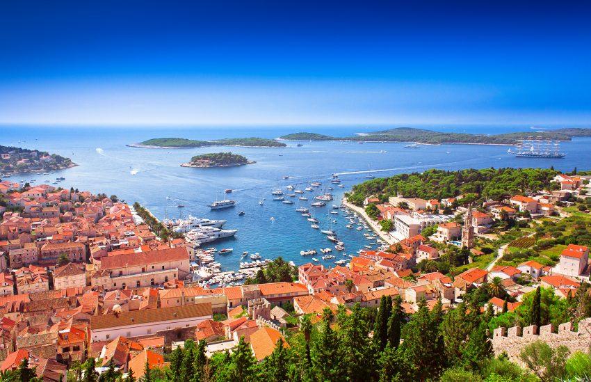 Hvar Croatia 10 Off-beat Honeymoon Destinations For A Vacation Of A Lifetime