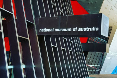 National Museum of Australia Cheap & Fun Family Vacation Ideas in Australia That Your Kids Will Love