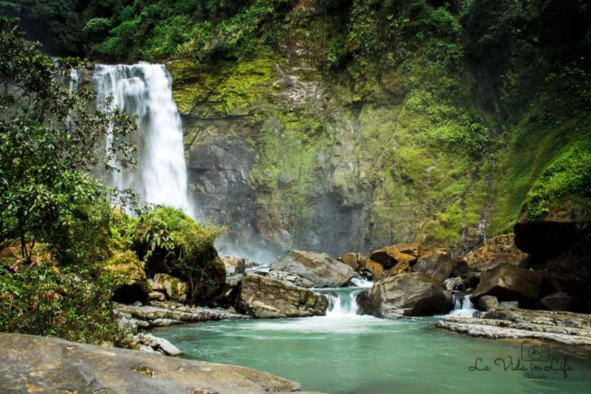 Chontales Falls 6677 Stunning Costa Rica Waterfalls and Hikes