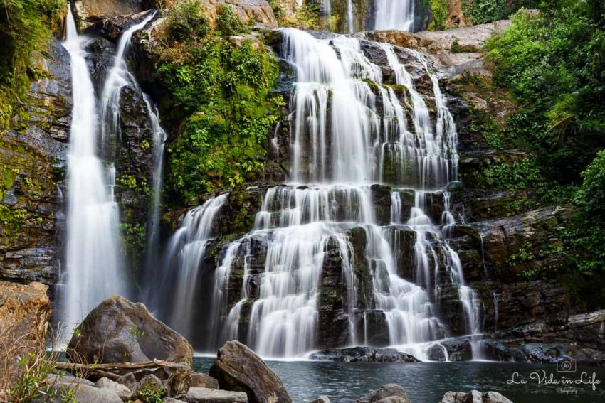Nauyaca Waterfalls 8738 Stunning Costa Rica Waterfalls and Hikes