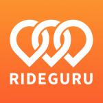 RideGuru Logo Full Size A Budget Traveler's Newest Tool, RideGuru.