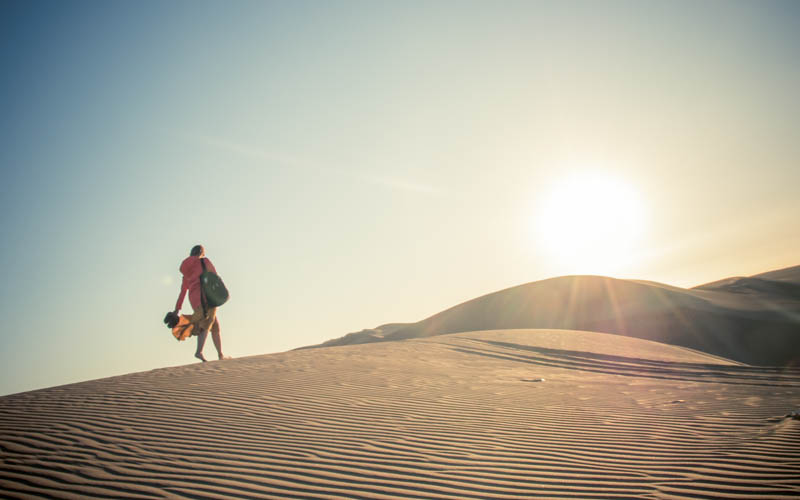 dunes Take the Long Road from Lima to Cusco - It's Worth It