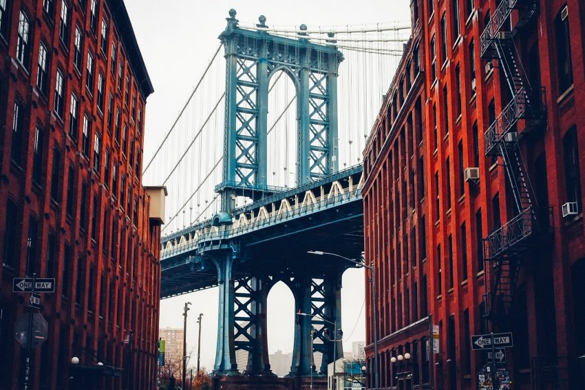 george washington bridge 2098351 1920 The 5 Most Romantic Restaurants in New York City for a Date Night