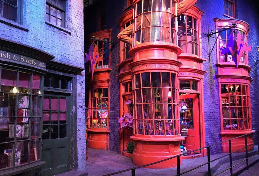 harry potter 2173839 1920 A Long Weekend in London