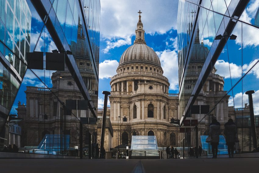 st pauls cathedral 768778 1920 A Long Weekend in London