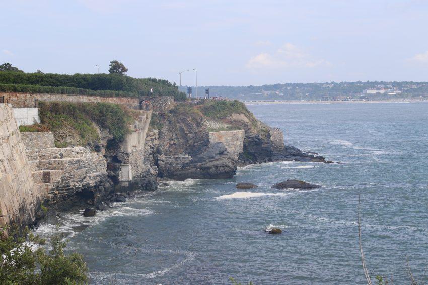 Cliff Walk Spending a Summer in Newport, Rhode Island
