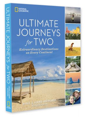 Ultimate Journeys For Two Cover final 2018 Holiday Gift Guide for the Traveler