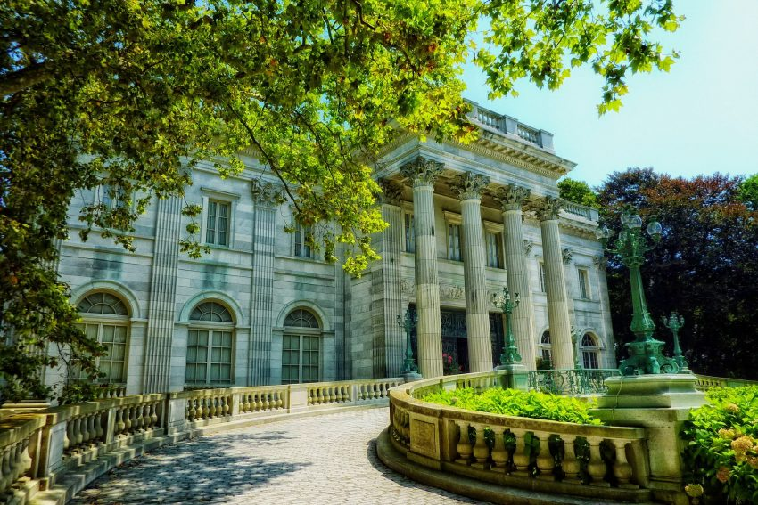 The Marble House, Newport, Rhode Island